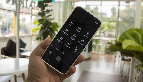 Tính năng TimeLapse trên điện thoại vivo
