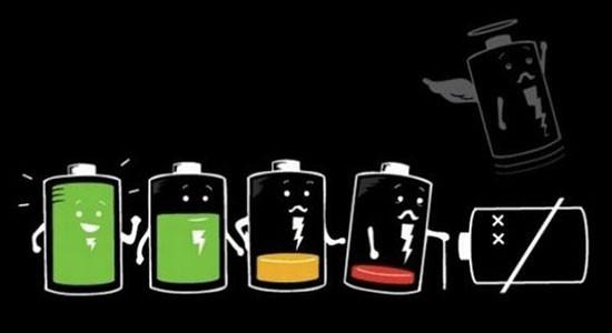 Điện thoại hết pin đột ngột khi chơi game