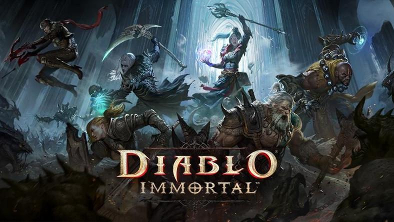 Diablo Immortal sẽ ra mắt trong thời gian tới