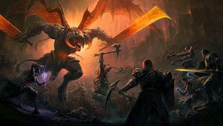 Diablo Immortal sẽ là cuộc chiến chống lại quái vật