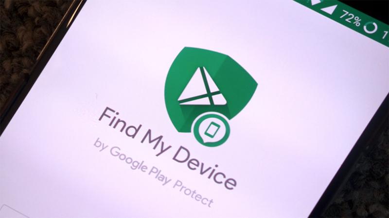 Xác định vị trí của điện thoại vivo bị mất bằng Google