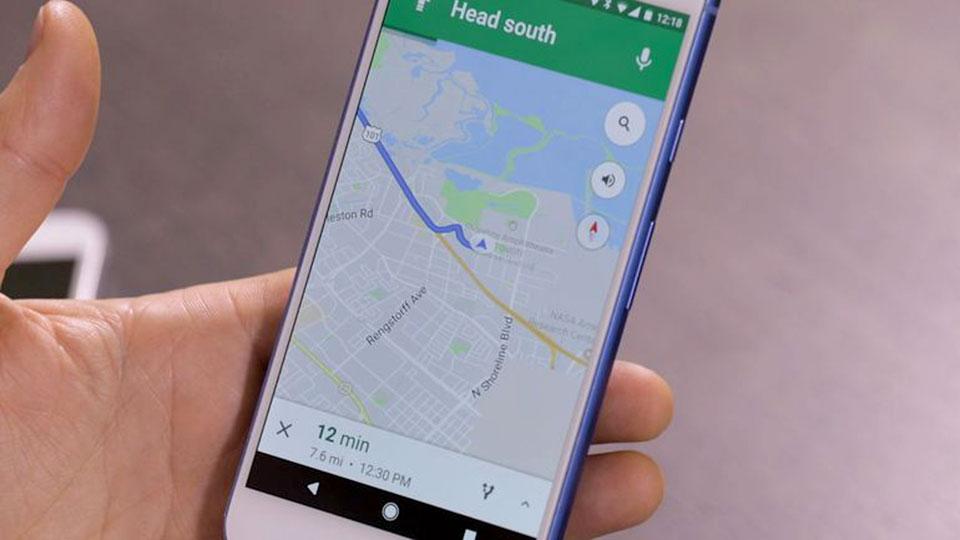 Định vị điện thoại bị mất bằng Google
