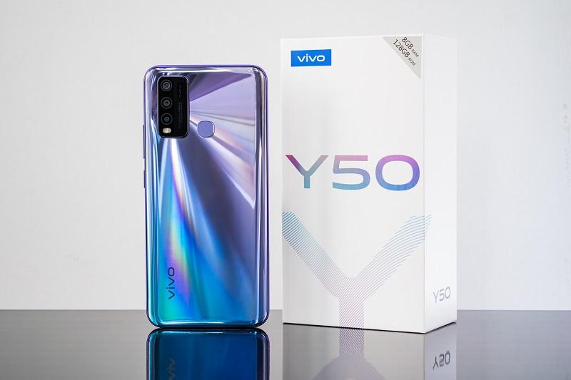 điện thoại vivo Y50