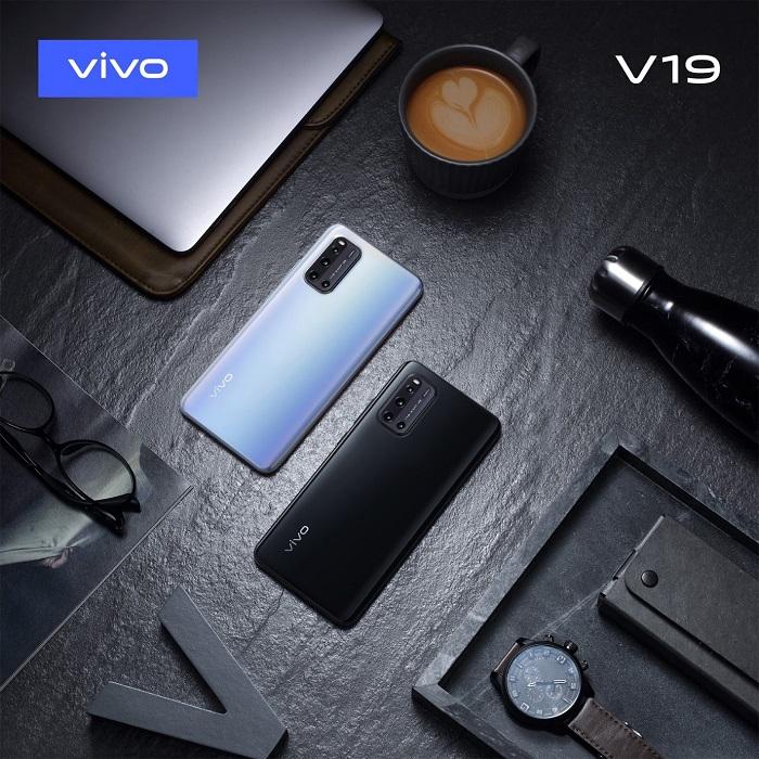 camera điện thoại vivo V19